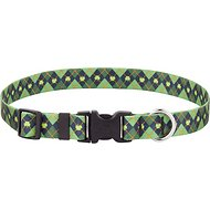 Yellow Dog Design Ireland Argyle Dog Collar, Large