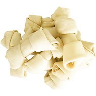 Pet Magasin Rawhide Bones Dog Treats, 10 count, 4 - 5-in