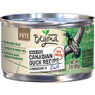 Purina Beyond Grain-Free Canadian Duck Recipe Canned Cat Food, 3-oz, case of 12