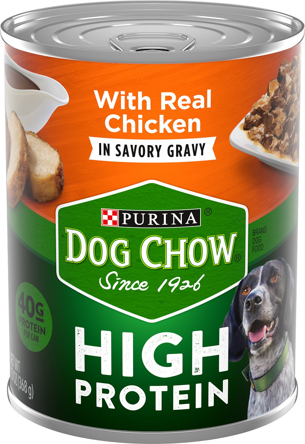 Dog Chow High Protein Chicken in Savory