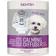Sentry Calming Diffuser for Dogs, Diffuser (new)