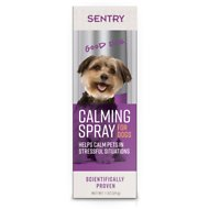 Sentry Calming Dog Spray, 1 oz (new)