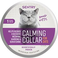 Sentry HC Good Behavior Pheromone Cat Calming Collar, 1 count (new)