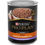 Purina Pro Plan Savor Classic Turkey & Chicken Entree Grain-Free Canned Dog Food