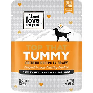 I and Love and You Top That Tummy Chicken Recipe