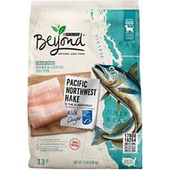 Purina Beyond Grain-Free High Protein Pacific Northwest Hake & Lentil Recipe Dry Dog Food, 13-lb bag