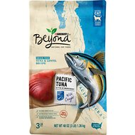 Purina Beyond Grain-Free Pacific Tuna & Lentil Recipe Dry Cat Food, 3-lb bag