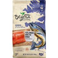 Purina Beyond Grain-Free Icelandic Arctic Char & Lentil Recipe Dry Cat Food, 3-lb bag