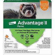 Advantage II Flea Treatment for Ferrets