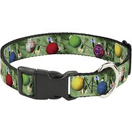 Buckle-Down Decorated Tree Dog Collar, Small