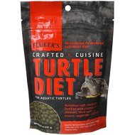 Fluker's Crafted Cuisine Aquatic Turtle Food, 6.5-oz bag