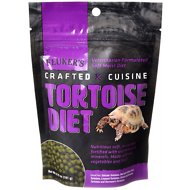 Fluker's Crafted Cuisine Tortoise Food, 6.5-oz bag