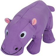 Smart Pet Love Tender Tuff Purple Hippo Dog Toy