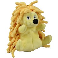 Smart Pet Love Tender Tuff Tiny Dog Toy, Tiny Yellow Hedgehog