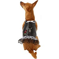 Doggles Biker Harness Dog Dress, X-Small
