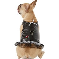 Doggles Biker Harness Dog Dress, Small