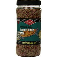 Rep-Cal Aquatic Turtle Food, 7.5-oz jar