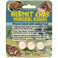 Zoo Med Mineral Block Hermit Crab Supplement, 3 count