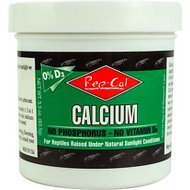 Rep-Cal Calcium Ultrafine Powder Reptile Supplement, 3.3-oz jar