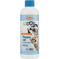 Triple Pet EZ Plaque Off Water Additive For Dogs, 8-oz