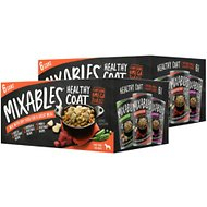Mixables Healthy Coat Variety Pack Canned Dog Food, 13.2-oz, case of 12
