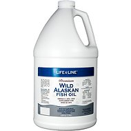 Life Line Wild Alaskan Dog & Cat Fish Oil, 128-oz