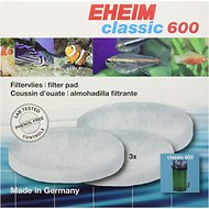 Eheim Classic 600 Fine Foam Pad 2217 Filter Media