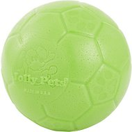 Jolly Pets Jolly Soccer Ball Dog Toy, 5.5-in, Green