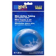 Lee's Aquarium & Pets Mini Aquarium Airline Tubing, 6-ft
