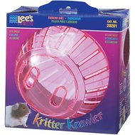 Lee's Aquarium & Pets Kritter Krawler Small Animal Exercise Ball, Color Varies, Standard