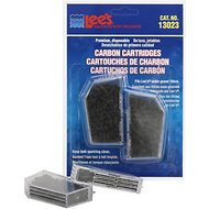 Lee's Aquarium & Pets Premium Disposable Carbon Cartridges, 2 count