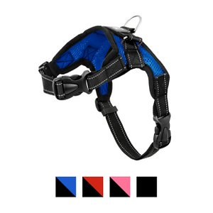 Copatchy No-Pull Reflective Adjustable Dog Harness