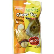 Peter's Chew Toy with Apple Small Animal Toy