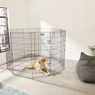 MidWest Universal Pet Playpen Extension Kit, 2 panels, 48-in