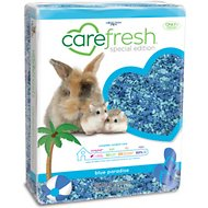Carefresh Blue Paradise Small Animal Bedding, 50-L