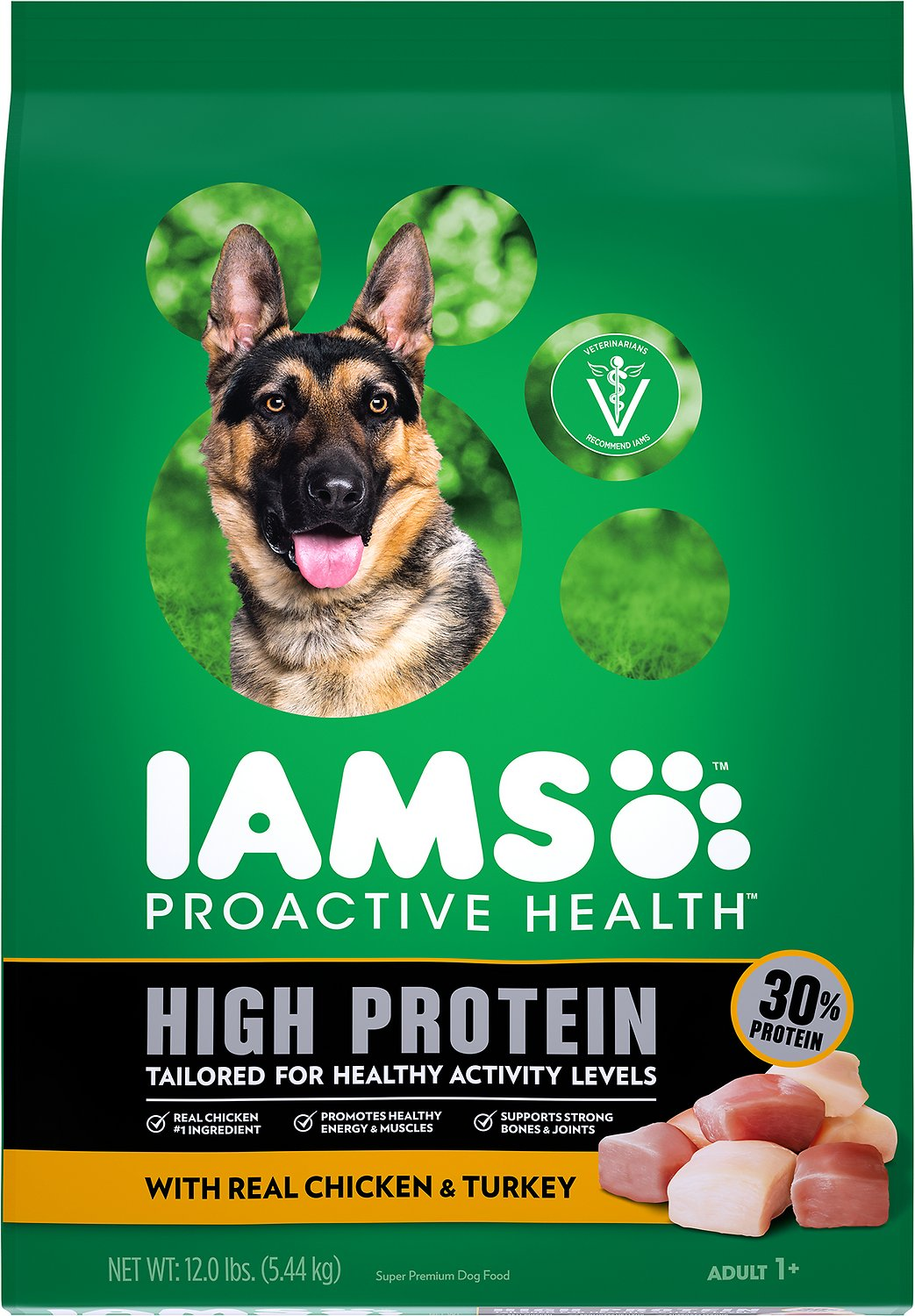 best dog food for working dogs