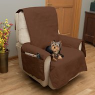 Petmaker Waterproof Furniture Cover, Brown, Chair