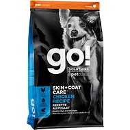 Go! Solutions Skin + Coat Care Chicken Recipe Dry Dog Food, 25-lb bag