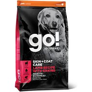 Go! Solutions Skin + Coat Care Lamb Recipe Dry Dog Food, 25-lb bag