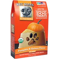 Wet Noses Pumpkin & Quinoa Flavor Grain-Free Dog Treats, 14-oz box