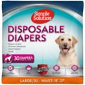 Simple Solution Disposable Female Dog Diapers