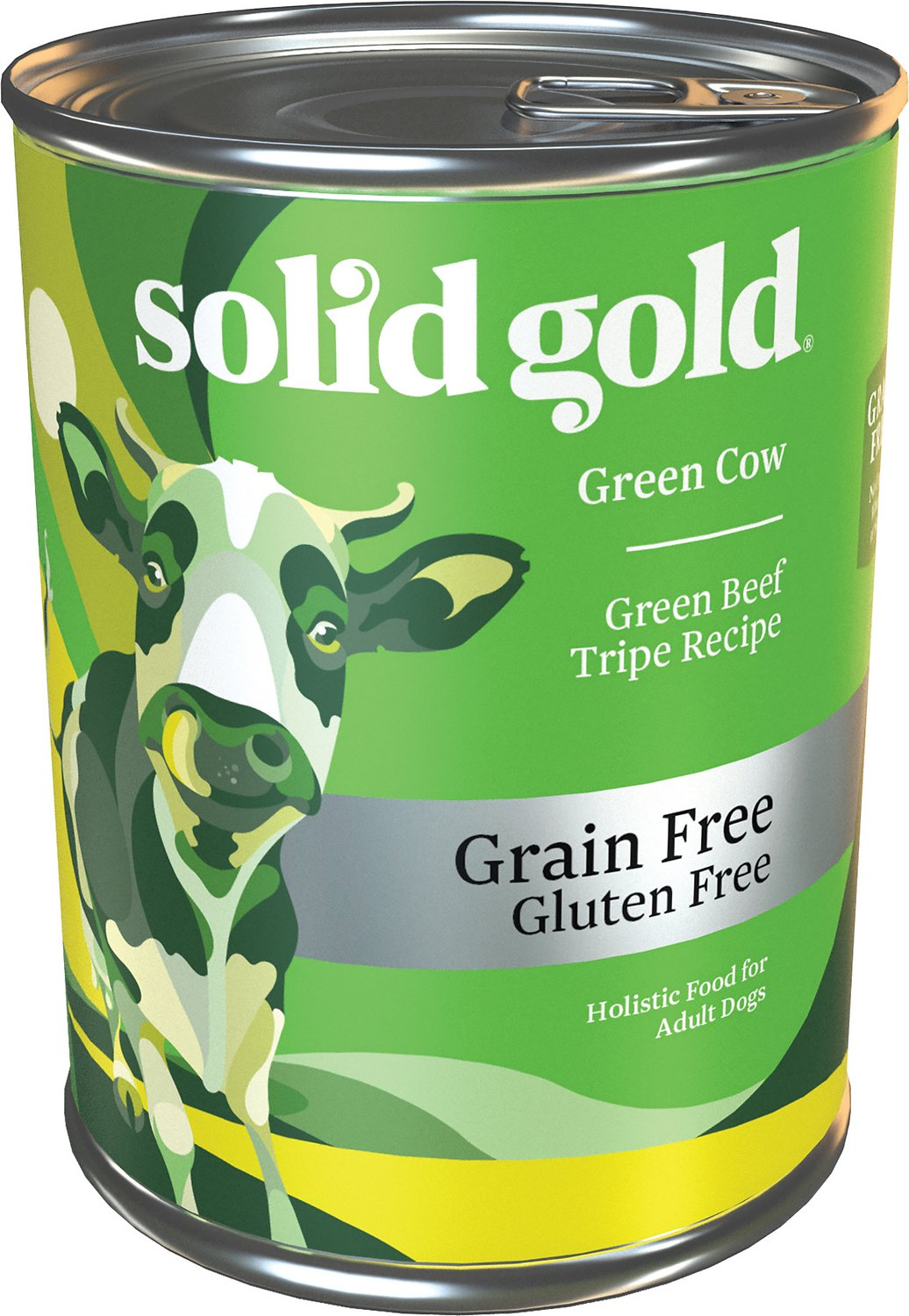 Solid Gold Green Cow Wet Dog Food