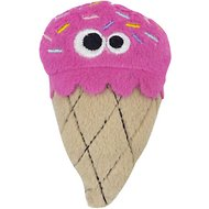 Mad Cat Strawpurry Ice Cream Catnip & Silvervine Cat Toy