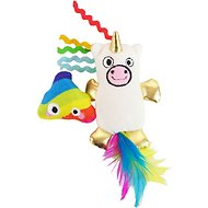 Mad Cat Mewnicorn & Rainbow Poop Catnip & Silvervine Cat Toy