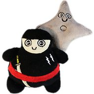 Mad Cat Ninja & Throwing Star Catnip & Silvervine Cat Toy