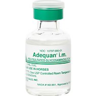 Adequan Equine Injectable for Horses 100mg/mL, 5-mL