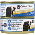 Catered Bowl Antibiotic-Free Chicken Recipe Canned Dog Food