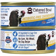 Catered Bowl Antibiotic-Free Chicken Recipe Canned Dog Food , 5.5-oz, case of 24