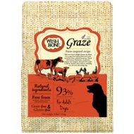 Wishbone Graze Grain-Free Dry Dog Food, 4-lb bag