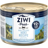 Ziwi Peak Hoki Recipe Canned Cat Food, 6.5-oz, case of 12